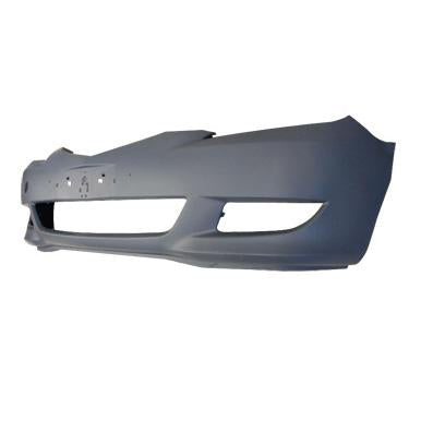 FRONT BUMPER - PRIMED GREY - TO SUIT MAZDA 3 2004-    H/BACK