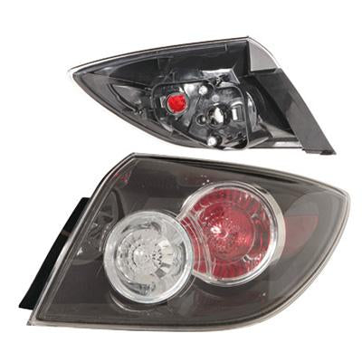 REAR LAMP - R/H - OUTER - TO SUIT MAZDA 3 2007-    5DR