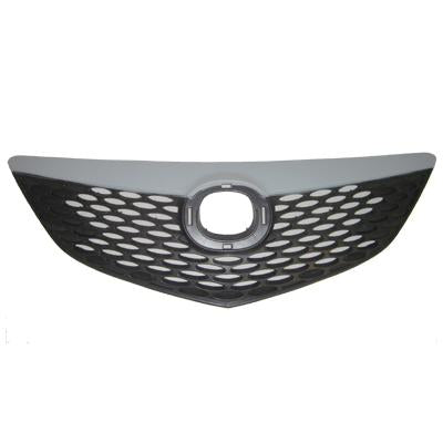 GRILLE - PRIMED GREY - CERTIFIED - TO SUIT MAZDA 3 2004-06 EARLY H/BACK
