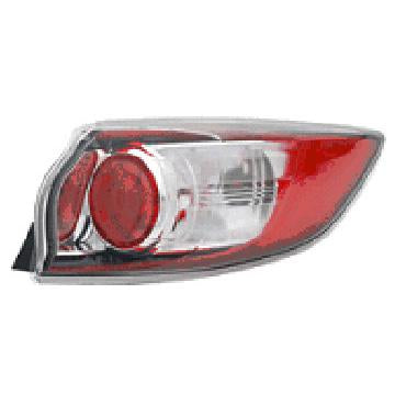 REAR LAMP - R/H - OUTER - TO SUIT MAZDA 3 2009-  H/BACK