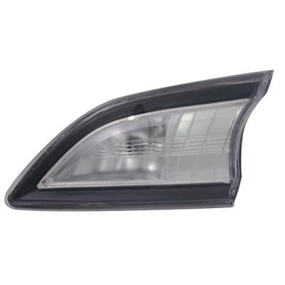 REAR LAMP - R/H - INNER - TO SUIT MAZDA 3 2009-  H/BACK