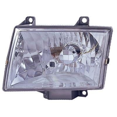 HEADLAMP - L/H - TO SUIT MAZDA BOUNTY 2003-