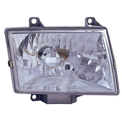 HEADLAMP - R/H - TO SUIT MAZDA BOUNTY 2003-