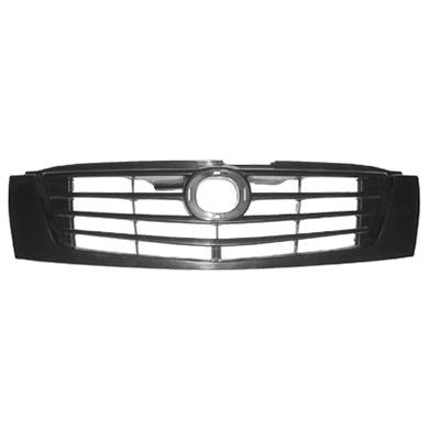 GRILLE - MAT BLACK - TO SUIT MAZDA BOUNTY 2003-