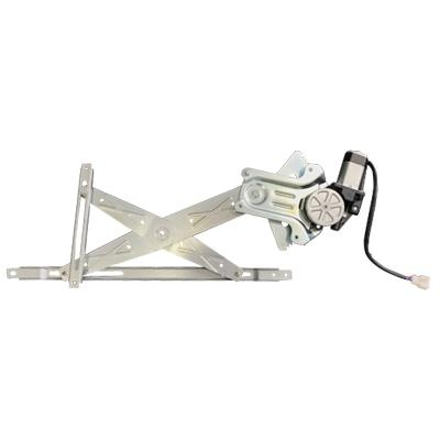 WINDOW REGULATOR - L/H - FRONT DOOR - W/MOTOR - TO SUIT MAZDA BT50 P/UP 2007-