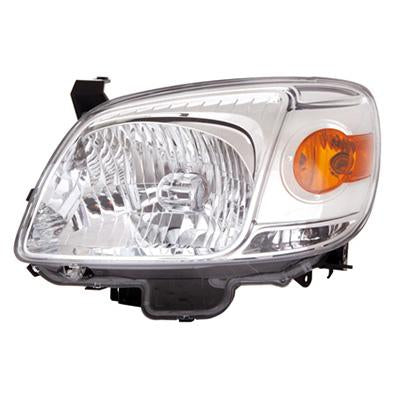 HEADLAMP - L/H - CHROME - TO SUIT MAZDA BT50 P/UP 2009-