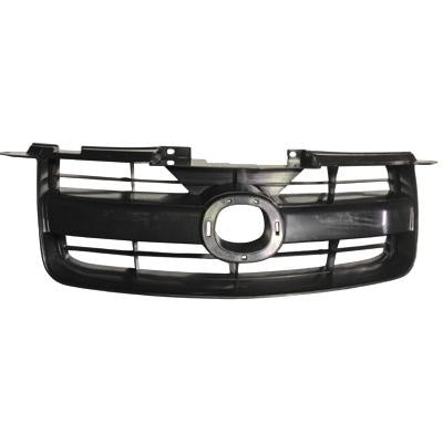 GRILLE - MAT/BLACK - TO SUIT MAZDA BT50 P/UP 2007-