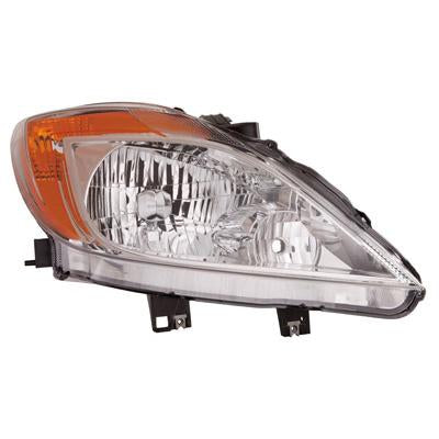 HEADLAMP - R/H  - TO SUIT MAZDA BT50 P/UP 2012-