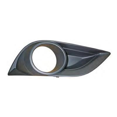 FOG LAMP COVER - L/H - WITH HOLE - TO SUIT MAZDA BT50 P/UP 2012-