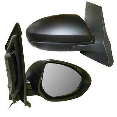 DOOR MIRROR - R/H - ELECTRIC - TO SUIT MAZDA DEMIO - DE3F - 2007-