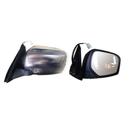 DOOR MIRROR - L/H - ELECTRIC - CHROME - TO SUIT MITSUBISHI TRITON L200 2005-