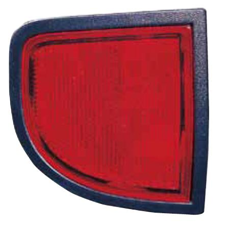 REFLECTOR - L/H - BELOW REAR LAMP - TO SUIT MITSUBISHI TRITON L200 2005-