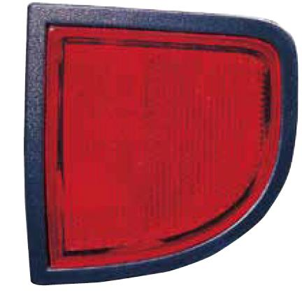 REFLECTOR - R/H - BELOW REAR LAMP - TO SUIT MITSUBISHI TRITON L200 2005-