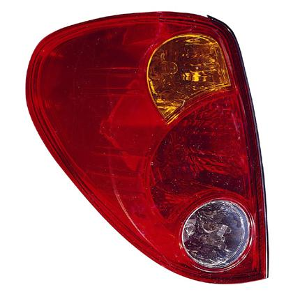 REAR LAMP - L/H - TO SUIT MITSUBISHI TRITON L200 2005-