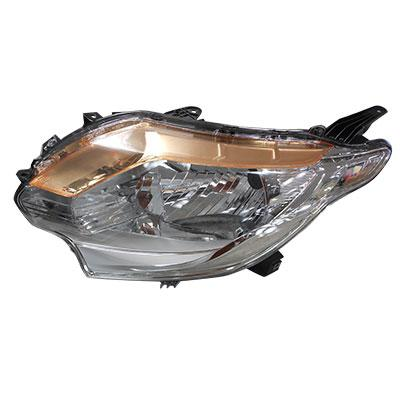 HEADLAMP - L/H - CHROME - TO SUIT MITSUBISHI TRITON L200 2015-