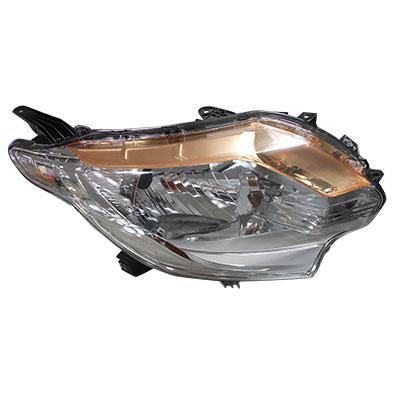 HEADLAMP - R/H - CHROME - TO SUIT MITSUBISHI TRITON L200 2015-