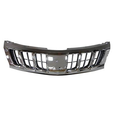 GRILLE - CHROME/BLACK - DOUBLE CAB - TO SUIT MITSUBISHI TRITON L200 2015-