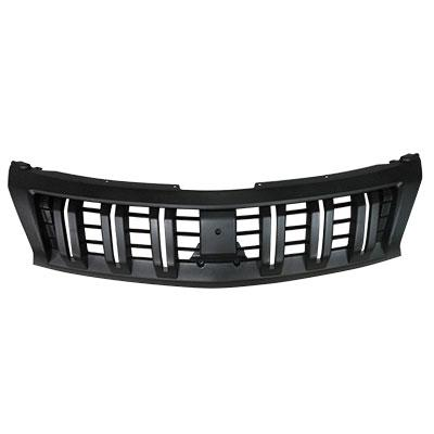 GRILLE - BLACK - SINGLE CAB - TO SUIT MITSUBISHI TRITON L200 2015-