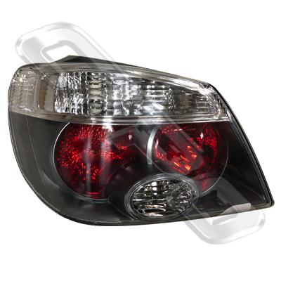 REAR LAMP - L/H - BLACK - TO SUIT MITSUBISHI AIRTREK 2005-