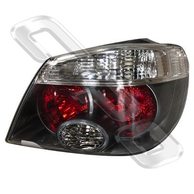 REAR LAMP - R/H - BLACK - TO SUIT MITSUBISHI AIRTREK 2005-