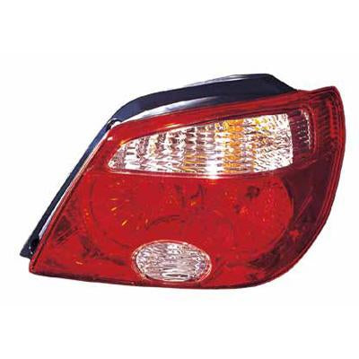 REAR LAMP - R/H - RED - TO SUIT MITSUBISHI AIRTREK 2005-
