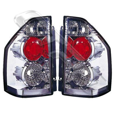 3732298-90PG-REAR LAMP SET - L&R - MITSUBISHI PAJERO 2003-