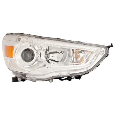HEADLAMP - R/H - ELECTRIC - TO SUIT MITSUBISHI ASX & RVR 2010-