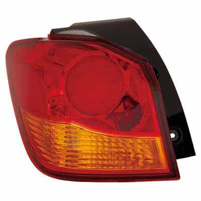 REAR LAMP - L/H - LED - TO SUIT MITSUBISHI ASX & RVR 2010-