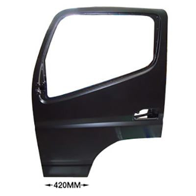 FRONT DOOR SHELL - L/H - W/ARM HOLE - W/CAB - MITSUBISHI CANTER FE7/FE8 2005-