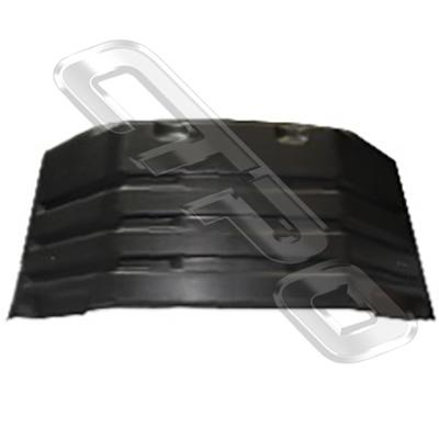 MUD GUARD - L=R - REAR WHEEL - 960M L X 440MM W X 265MM H - MITSUBISHI CANTER FE7/FE8 2005-