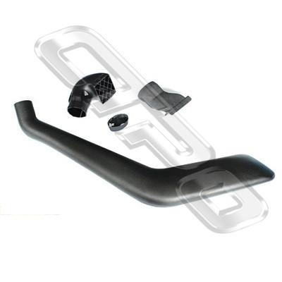 SNORKEL - R/H SIDE FIT FOR DIESEL VOLKSWAGEN AMAROK 2011-