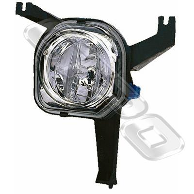 FOG LAMP - L/H - TO SUIT PEUGEOT 306 XSI 1999-00