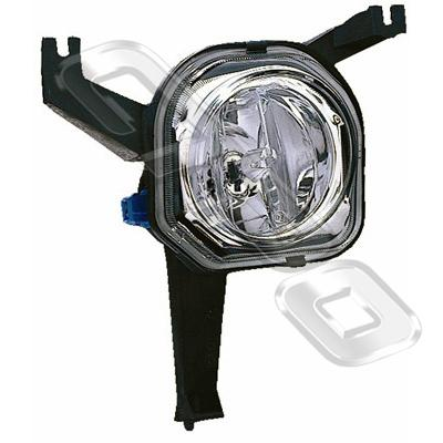 FOG LAMP - R/H - TO SUIT PEUGEOT 306 XSI 1999-00