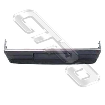 REAR BUMPER - OEM - TO SUIT PEUGEOT 405 1988-