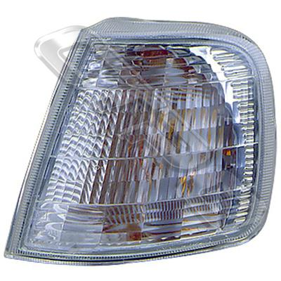 CORNER LAMP - L/H - TO SUIT PEUGEOT 405 1987-