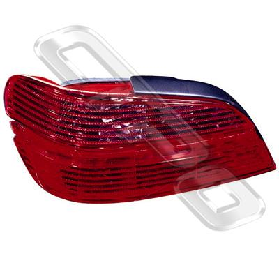 REAR LAMP - L/H - TO SUIT PEUGEOT 406 1999-