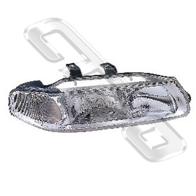 HEADLAMP - R/H - TO SUIT ROVER 400 1996-