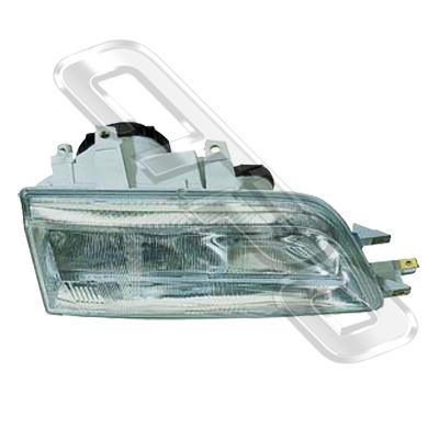 HEADLAMP - L/H - W/E MARK - TO SUIT ROVER 416 1993-95