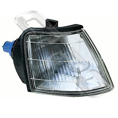 CORNER LAMP - R/H - CLEAR - TO SUIT ROVER 200/220/400 1989-1992