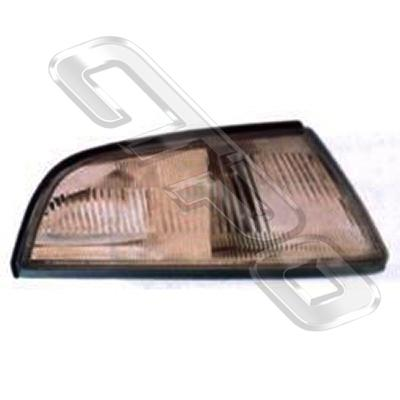 CORNER LAMP - L/H - CLEAR - TO SUIT ROVER 800 1992-