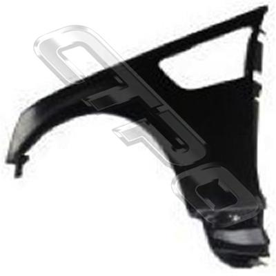 FRONT GUARD - L/H - TO SUIT RANGE ROVER SPORT 2005-