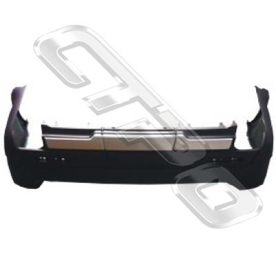 REAR BUMPER - TO SUIT RANGE ROVER SPORT 2010- F/LIFT