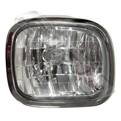 SPOT LAMP - L/H - CLEAR - TO SUIT SUBARU FORESTER - SF5 - 97-