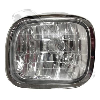 SPOT LAMP - R/H - CLEAR - TO SUIT SUBARU FORESTER - SF5 - 97-