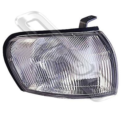 CORNER LAMP - R/H - CLEAR - TO SUIT SUBARU IMPREZA 1992-