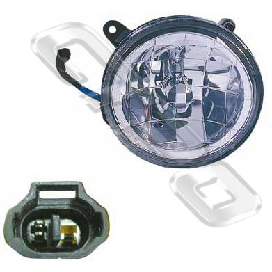FOG LAMP - R/H - TO SUIT SUBARU IMPREZA 1997-