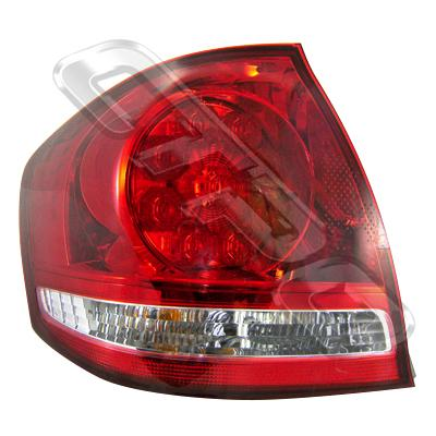 REAR LAMP - L/H - LED TYPE - TO SUIT TOYOTA ALLION - ZZT240 - 2004- F/LIFT