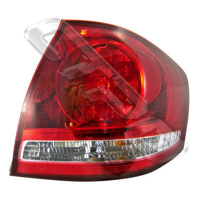 REAR LAMP - R/H - LED TYPE - TO SUIT TOYOTA ALLION - ZZT240 - 2004- F/LIFT
