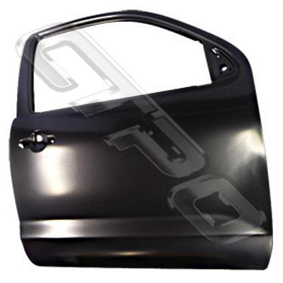 FRONT DOOR SHELL - R/H - TO SUIT TOYOTA HILUX 2005-  2DR