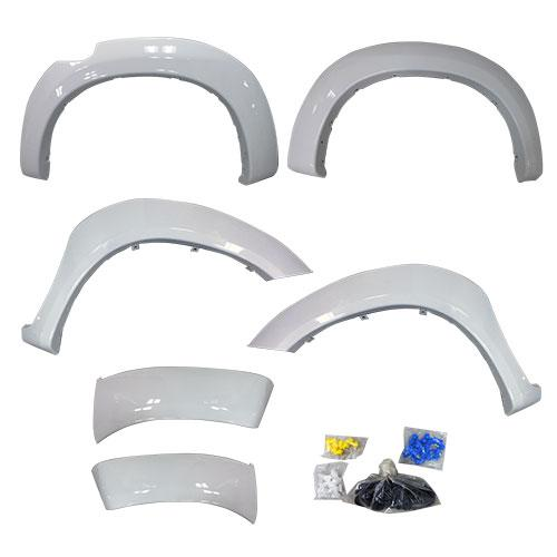 8128131-44 - FENDER FLARE KIT FOR TOYOTA HILUX 2005-10